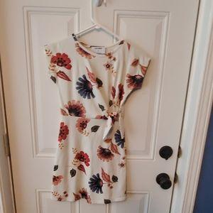 NWOT boho knot dress